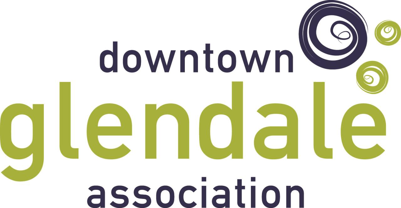 Downtown Glendale Assn Logo