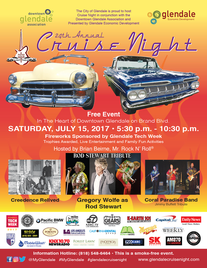 Cruise Night FLYER