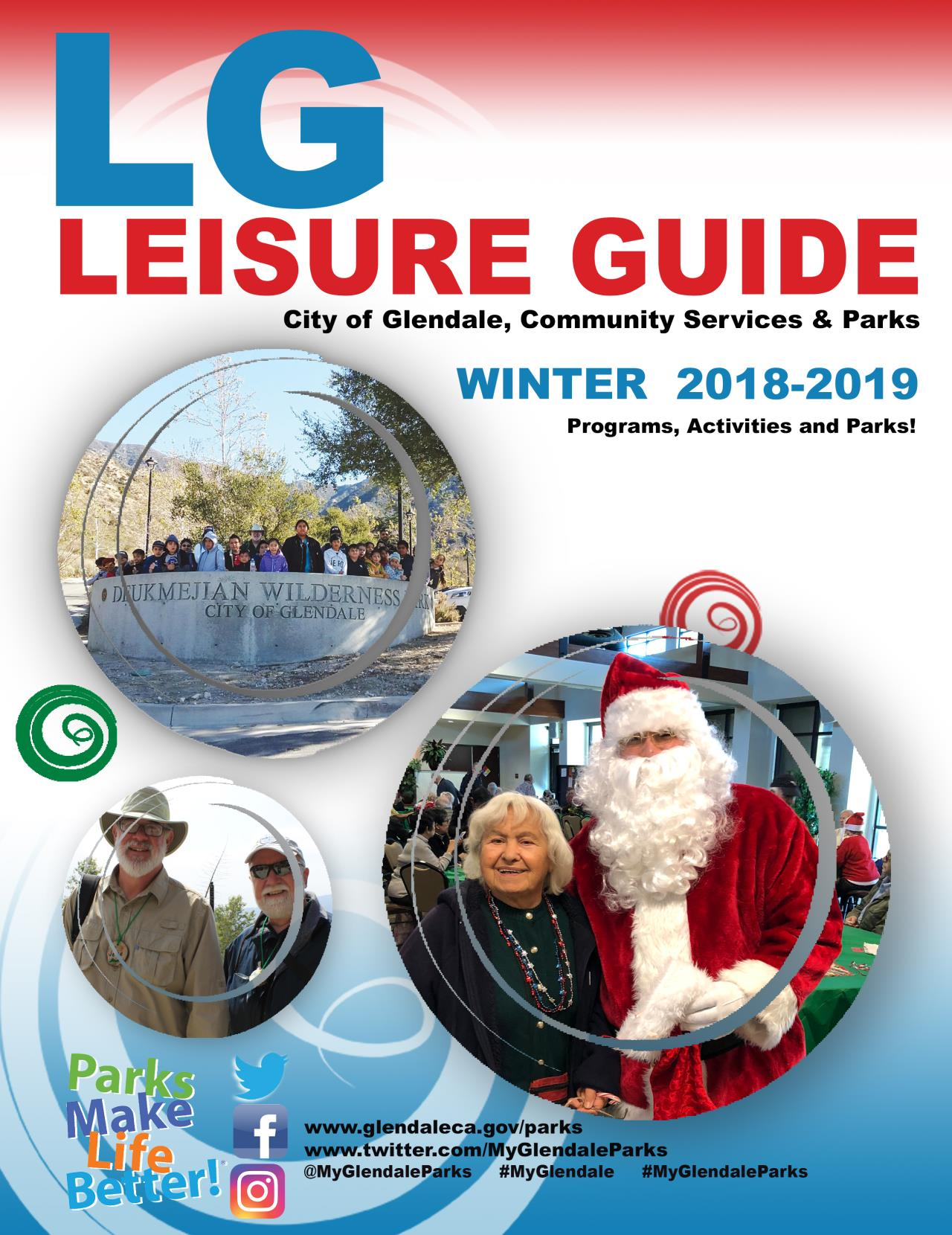 Leisure Guide Spring 2017 Cover