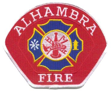 Alhambra FD Patch