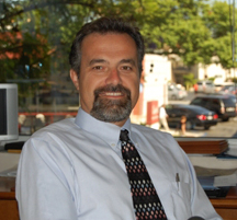 Peter Zovak Housing Director