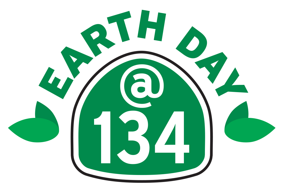 Earth Day at the 134