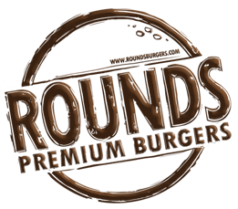 rounds burger logo