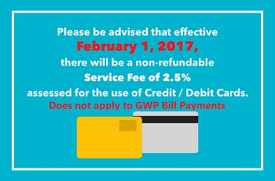 GWP bill payments