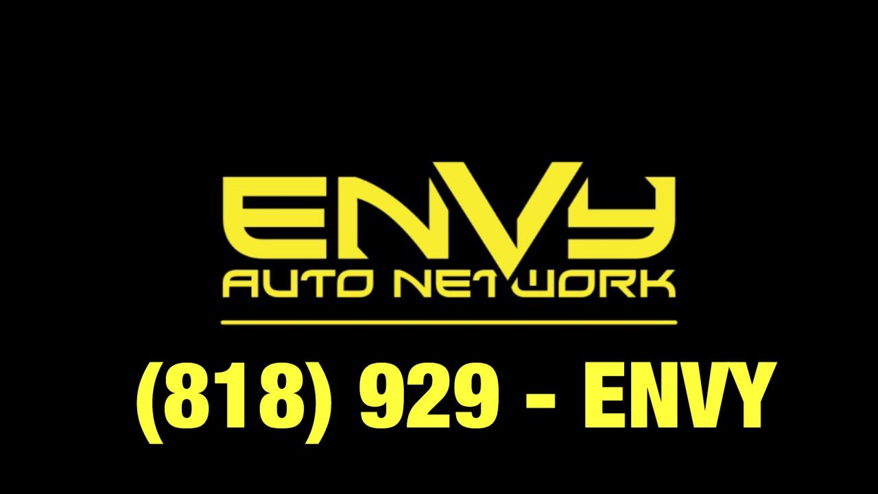 ENVY LOGO WITH NUMBER