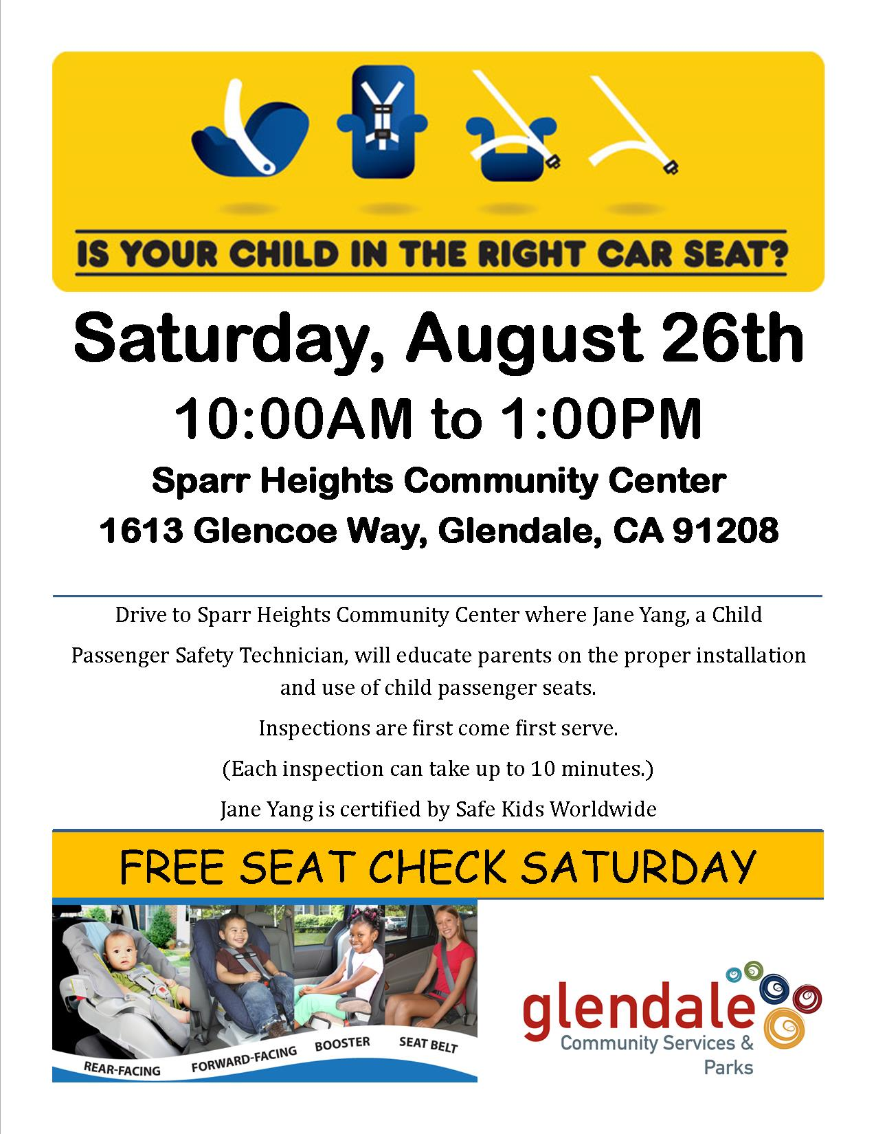 Child Safety Event