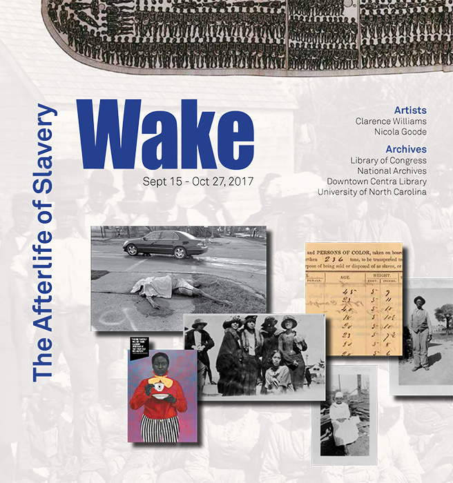 Wake--the afterlife of slavery Web