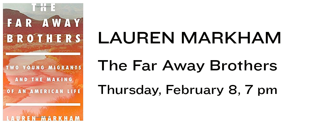 8February2018 LaurenMarkham BANNER