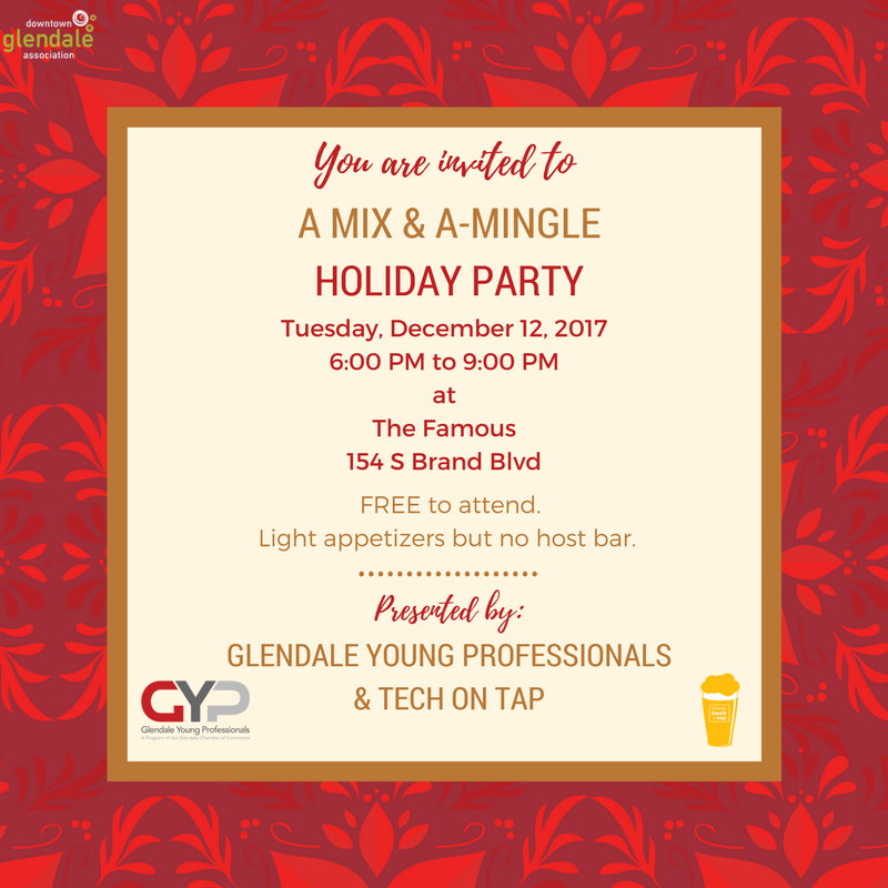 TOT-GYP Holiday Party