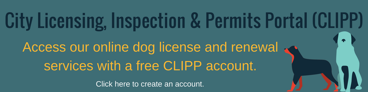 Click to create a free CLIPP account