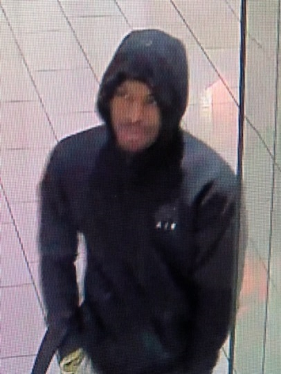 Unk Suspect - Glendale Galleria Attempt Robbery