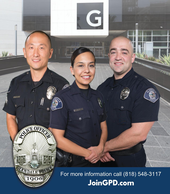 Police Officer / Bilingual (English & Korean)
