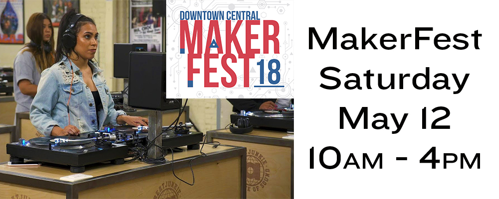 12May2018 MakerFest BANNER