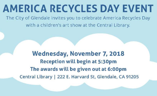America Recycles Day_small image