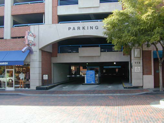 Downtown Parking Structures Exchange