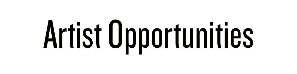 Image result for artist opportunities