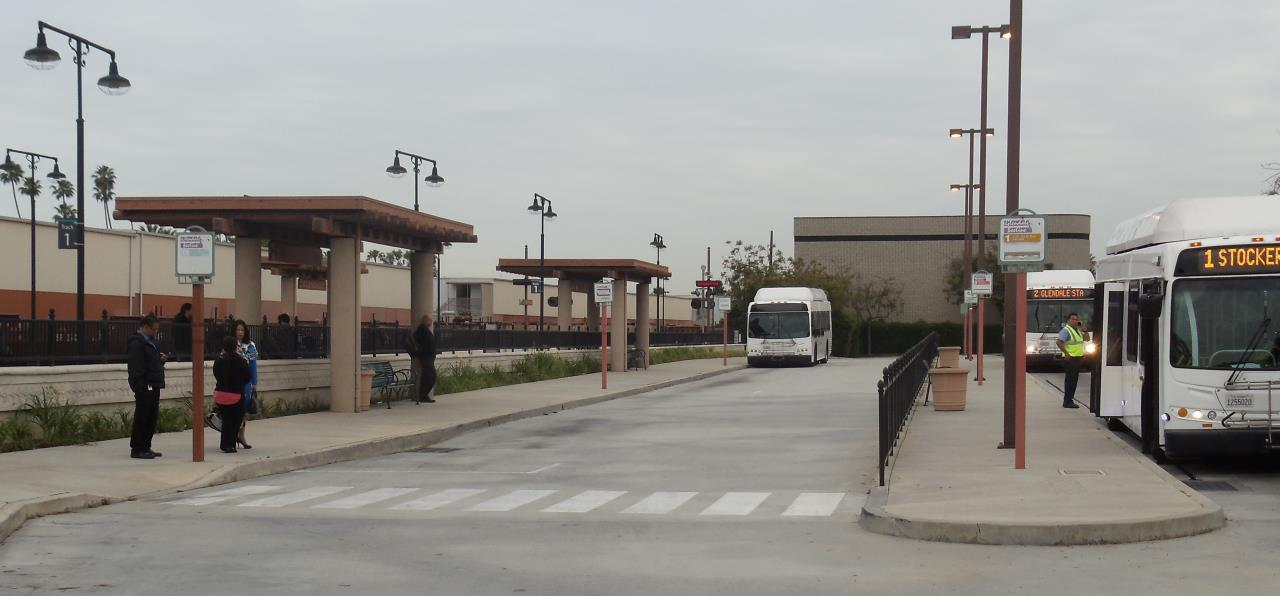Park & Ride Locations   City of Glendale, CA