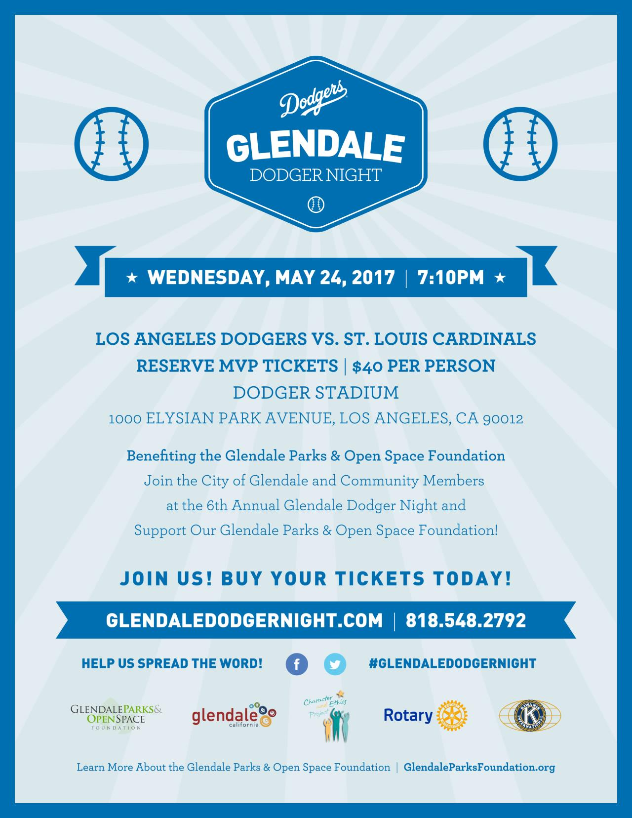 Citywide Events Calendar City Of Glendale Ca