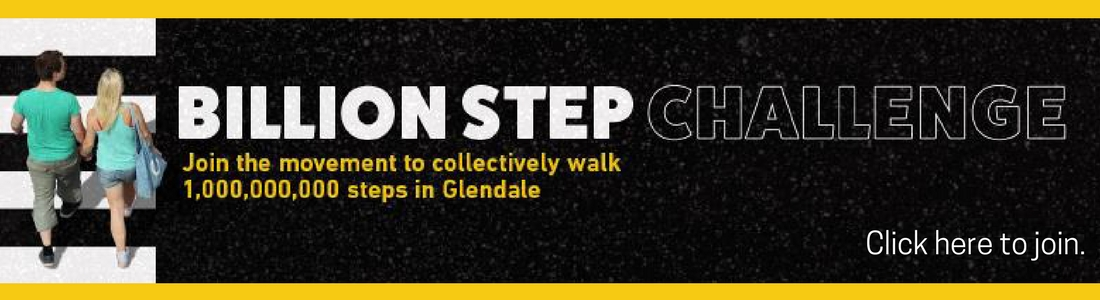 Join the Billion Step Challenge