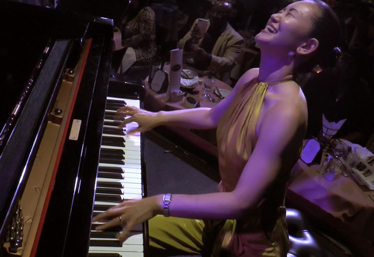 Yuko at Piano