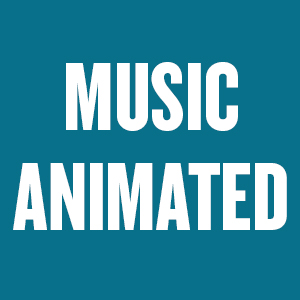 TEAL MUSIC ANIMATED