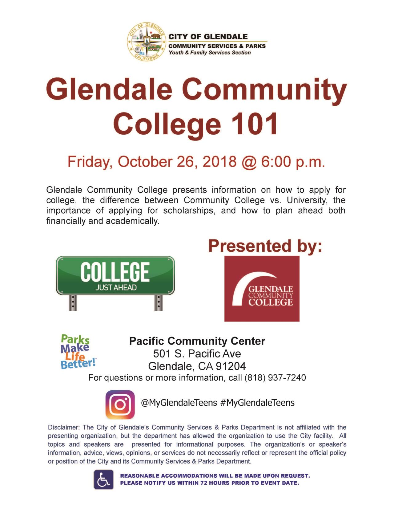 Gcc Calendar.Calendar City Of Glendale Ca