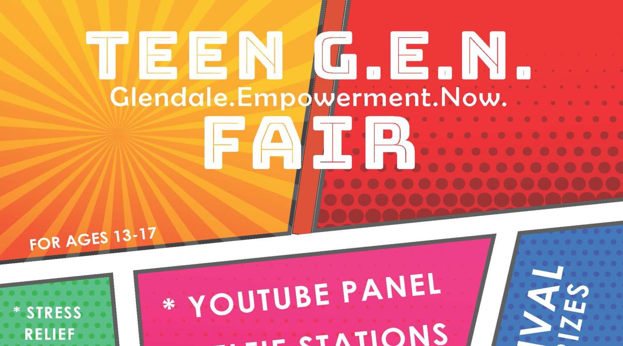 Teen GEN Fair