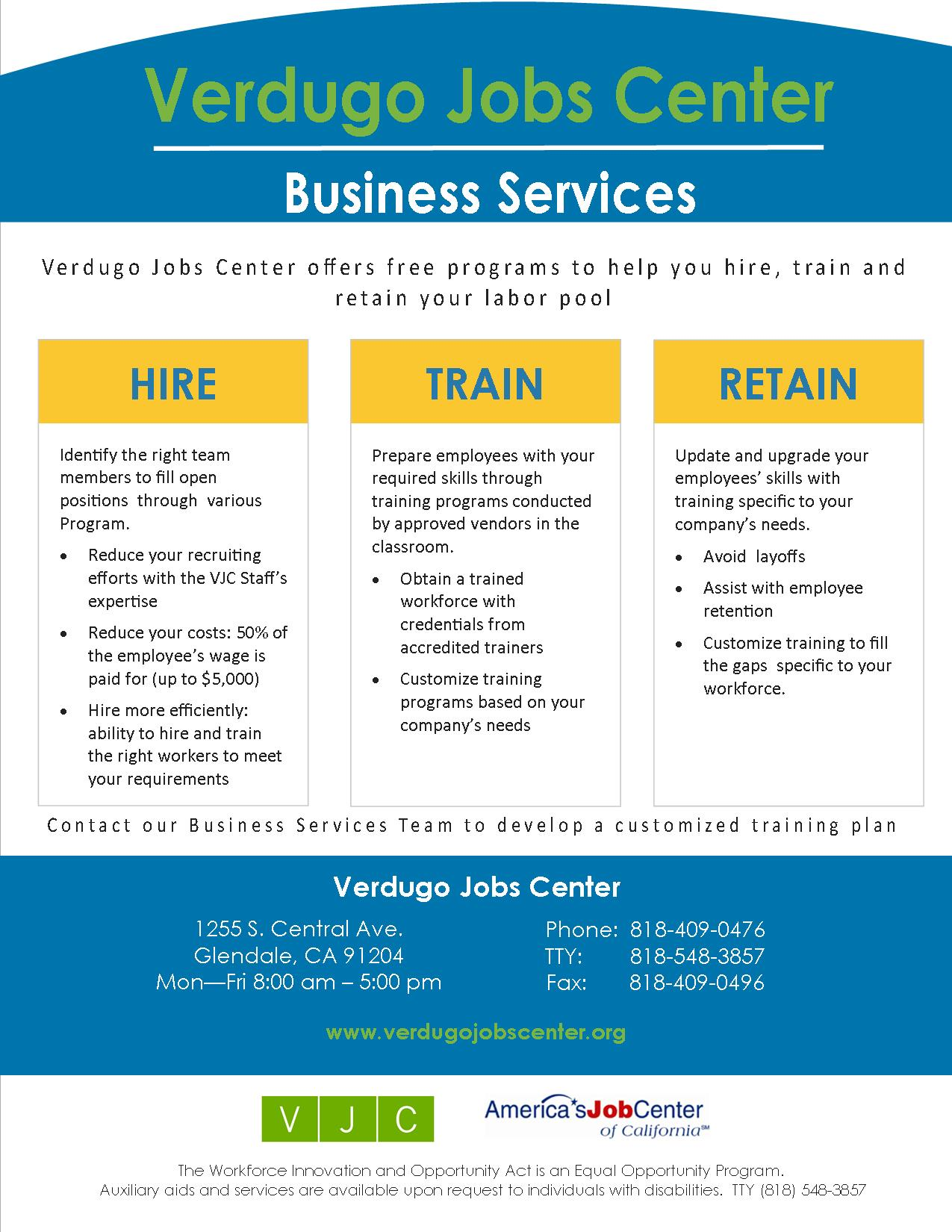 VJC Business Flyer_Hire_Train_Retain new logo