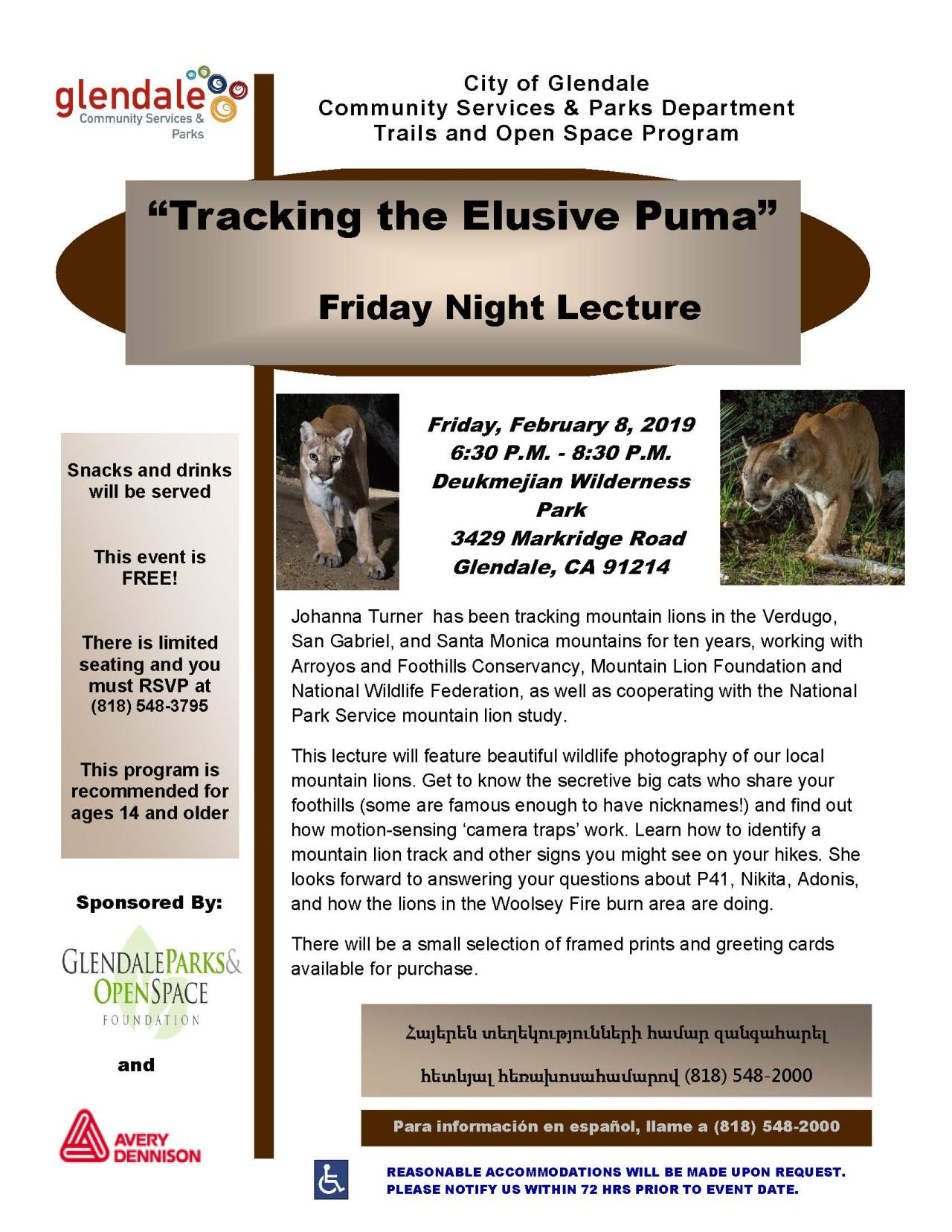 2019 2 8 Tracking the Elusive Puma