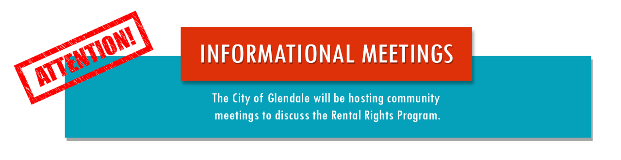 Residential Rent in Glendale | City of Glendale, CA on