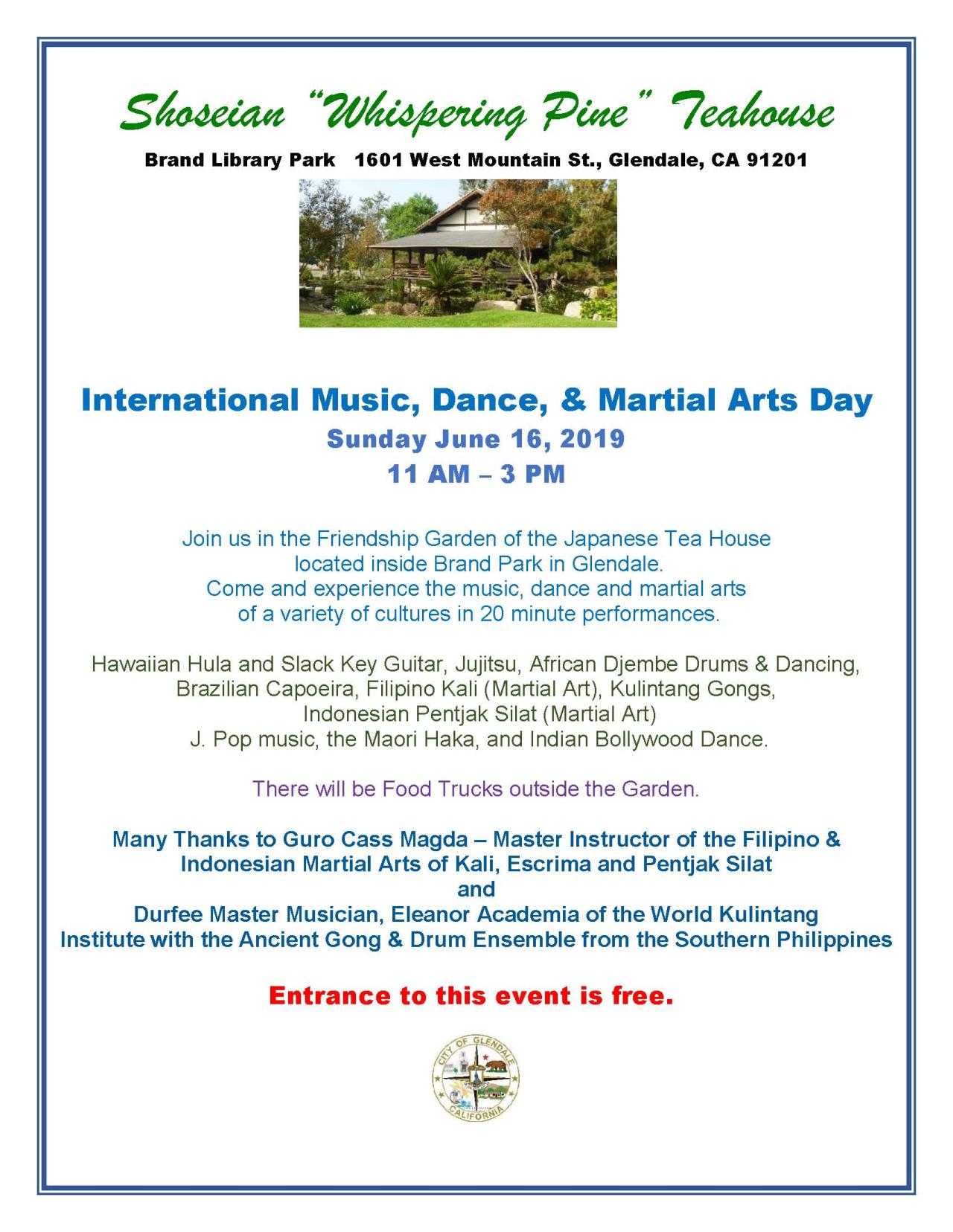 Shoseian Teahouse International Day 06-16-19 V1