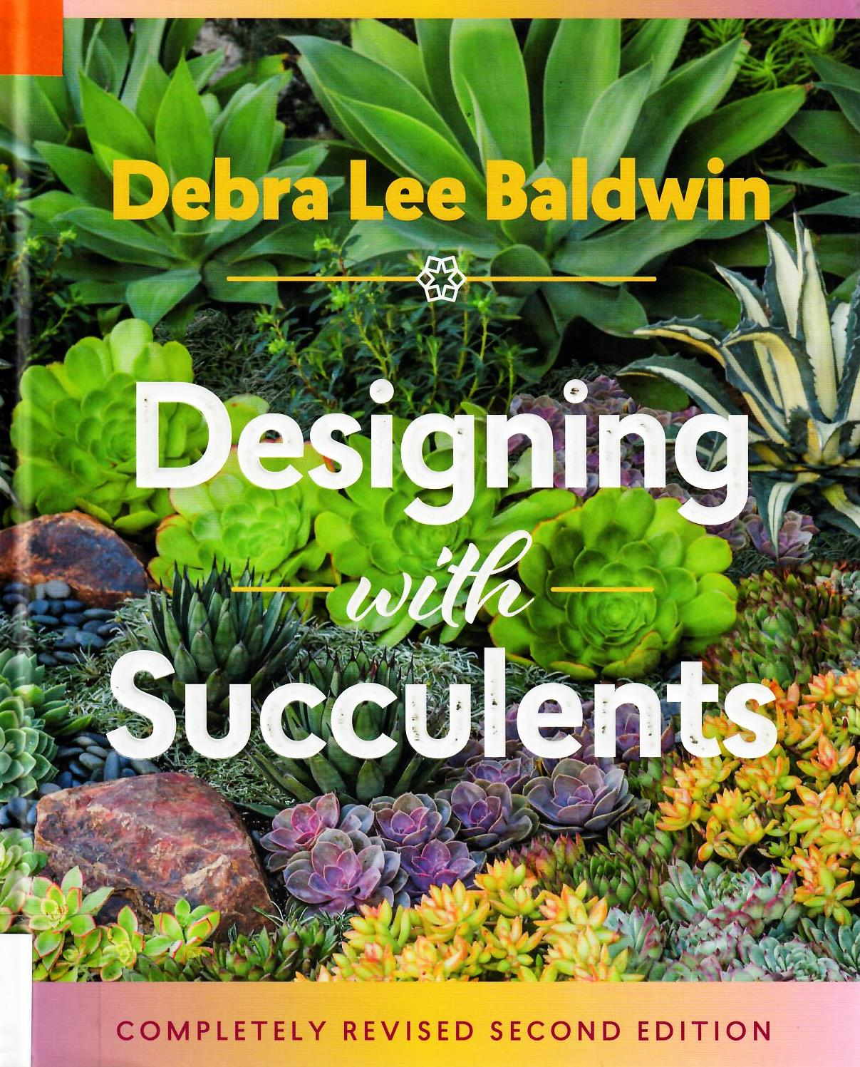 Baldwin Designing With Succulents