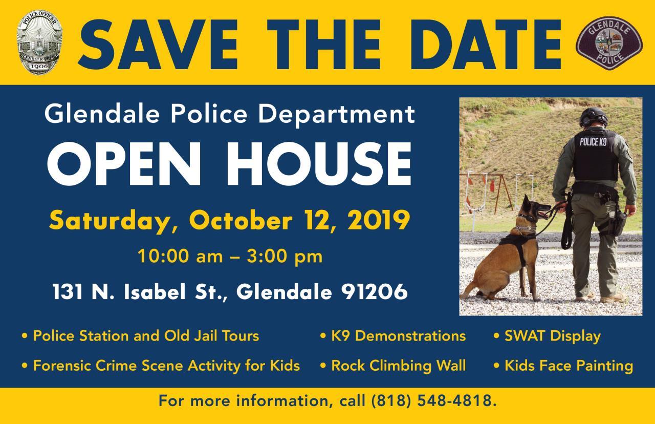 Glendale Police Department, California | City of Glendale, CA