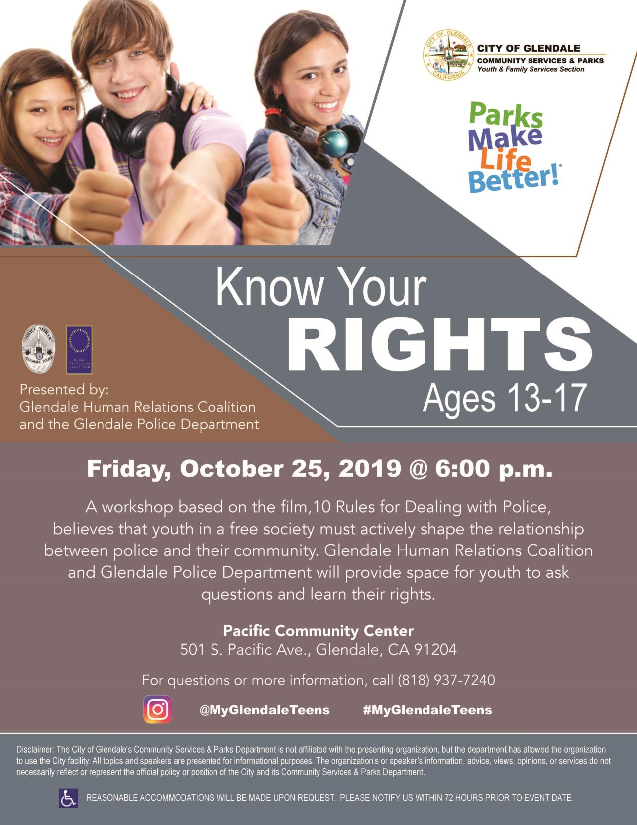 Know Your Rights Flyer 2019 FINAL1
