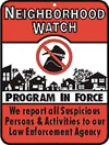 Neighborhood Watch New