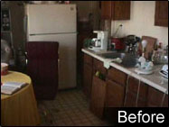 Kitchen before resolution