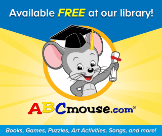 ABC Mouse Library Ad